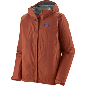 Patagonia Torrentshell 3L jakke Herrer, roots red